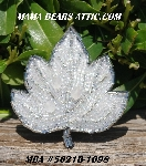 "MBA #5621B-1098  ""Clear Luster & Silver"""