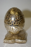 """SOLD""   Fred Zimbalist Hand Made Egg Music Box"