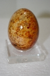 Hand Cut & Polished Granite Egg