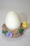 Set Of 2 Bird Nest Egg Holders