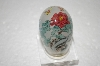 Vintage Asian Hand Painted Egg