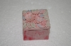 **Soap Stone Hand Carved Floral Mini Box