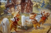 "SOLD        1991 ""The Three Little PIgs"" By Artist Scott Gustafson"
