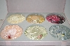 +MBA #14   2004 Set Of 6 Beautiful Hand Made Victoirian Hat Ornaments