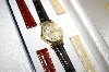 *MBA #17-154  14K Yellow Gold Made In Italy Watch