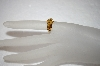 **MBA #17-211  14K Marquise & Princesss Cut Citrine Ring