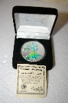 "+MBA #SE  ""Limited Edition 2006 Silver Eagle Hologram"