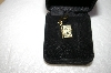 **MBA #17-162  14K Holy Bible Pendant