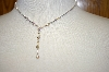 Kirks Folly AB Crystal Drop Necklace