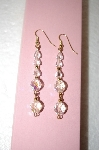 AB Crystal Drop Earrings