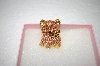 Pink Crystal Teddy Bear Pin