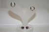 +MBA #18-485  Cultured Freshwater Pearl Studs & Button Earring Jackets
