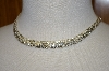 **MBA #19-080  Graduated Byzantine Sterling Necklace