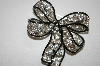 "MBA #19-444  ""Kenneth J Lane Sophisticated Bow Brooch"