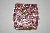 **Rucinni Pink Crystal Compact