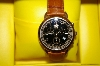 *MBA #21-045A  Invicta Gents Stainless Steel Chronograph Watch
