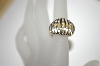 **MBA #21-177  14K Yellow Gold Baguette Cut Diamond Ring