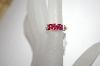 MBA #21-150  14K Yellow Gold Ruby & Diamond Ring