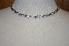 "**MBA #21-544  ""Imagine Designs Clear Crystal Necklace"