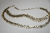 **MBA #21-182  Amerique French 1950's Chocker & Bracelet Set
