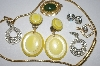 **MBA #25-087  6  Piece's, 3 Pairs Of Earrings, 2 Pendants, 1 Necklace