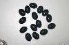 Set of 15 Black Onyx Cabochons
