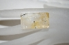 "MBA #23-172   ""Square Cut & Faceted Quartz Gemstone"