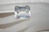 "MBA #23-227   ""Emerald Cut Clear Quartz Stone"
