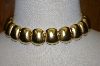 "**MBA #25-437  Erwin Pearl 16"" Bold Gold Tone Necklace"