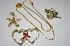 +MBA #25-492  4 Piece's Of Vintage Jewelry