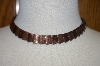 "**MBA #S4-102  Vintage Copper 16""  Choker"