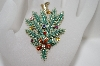 """ SOLD"" Avon 2004 Christmas Tree Pin"