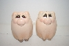 ** Vintage Cute Pig Salt & Pepper Shakers