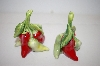 ** New Chili Pepper Salt & Pepper Shakers