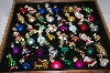 **2003 Thomas Pacconi Set Of 48 Hand Blown Mini Ornaments