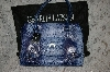 "**MBA #34-093  ""Blue Charlie Lapson ""Stella"" Tote Bag"