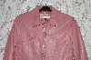 "MBA #35-083  ""Rose Pink Excelled Fully Lined Lamb Jacket"