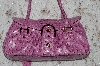 "**MBA #36-094   ""Pink The Find ""Crusin"" Hand Bag"
