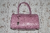 **MBA #36-084   2004 Pink Nine West  Up Town Girl Hand Bag