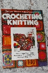 "1977 Better Homes & Gardens ""Crocheting & Kniting"""