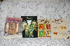 Set Of 4 Stained Glass & Stencil  Craft Work Books