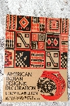 1971 American Indian Design & Decoration