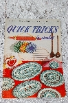 "1952 Clark's ONT J&P Coats ""Quick Tricks Crochet"""