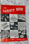 1940's The Variety Book Of Crochet Book #10