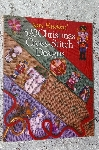 "1997 Sam Hawkins ""520 Christmas Cross-Stitch Designs"