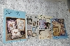 FF. Set Of 4 Crafters Cross Stitch  Project Books
