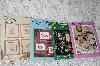 SS. Set Of 4 Crafters Project Books