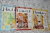 """SOLD""  Set Of 3 Handcraft Illustrated Back Issues"