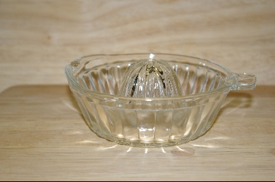 "** Clear Glass Reamer 6""  #4705"