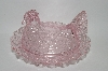 **MBA #59-080   Vintage Light Pink Chicken Candy Dish